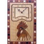 Horloge(le coq)