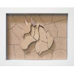 Horse- 3D puzzle by Esarts K933