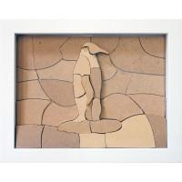 Pinguin - 3D puzzle by Esarts K931