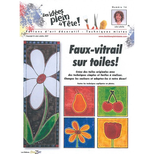 Pvjl16 for Faux vitrail sur miroir