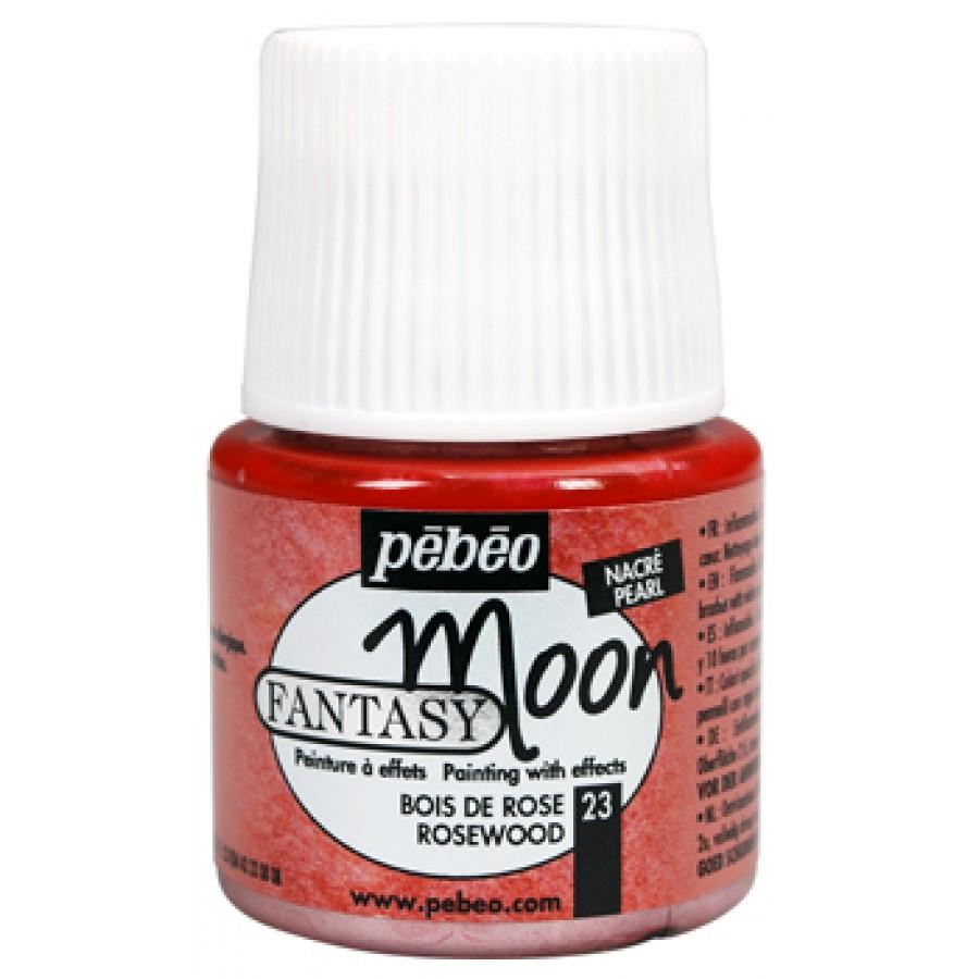 Pebeo moon 23 for Peinture bois de rose