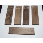 Kit de bois en Noyer Noir